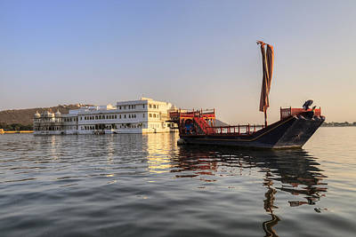 Rajasthan Photograph - Udaipur - India by Joana Kruse