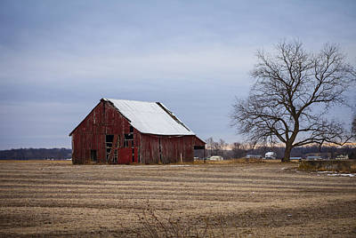 Barns Photograph - Untitled by Angie Harris