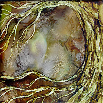 Mystifying Painting - Untitled by Sara Johnson