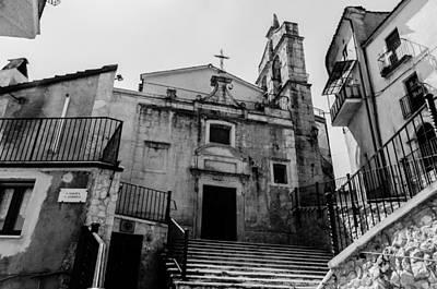 Italian Landscape Photograph - Walking Through The Streets Of Pretoro - Italy  by Andrea Mazzocchetti
