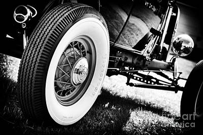 Ford Street Rod Photograph - 30s Rod by Tim Gainey