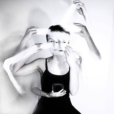 Photograph - No Title by Mariusz Zawadzki