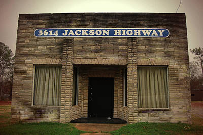 Photograph - 3614 Jackson Highway by Paulette B Wright
