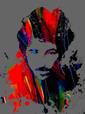 Bruce Mixed Media - Bruce Springsteen Collection by Marvin Blaine