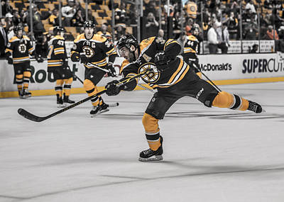 Bruins Photograph - #37 by Jason Stockwell