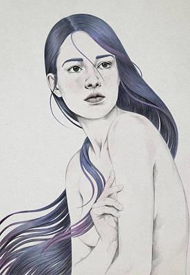 Drawing - 391 by Diego Fernandez