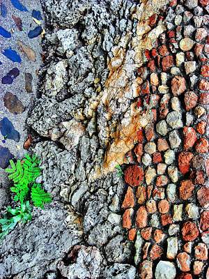 Altos De Chavon Texture. Republica Dominicana. Original by Andy Za