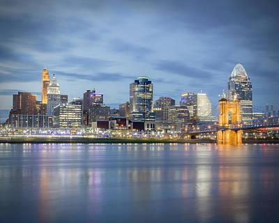 Cincinnati Photograph - Cincinnati, Ohio by Scott Meyer