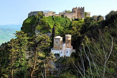 Sicily Photograph - Erice - Sicily by Joana Kruse