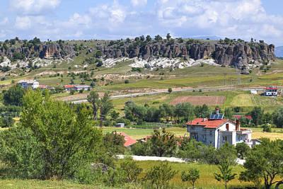 New Testament Photograph - Kilistra - Turkey by Joana Kruse