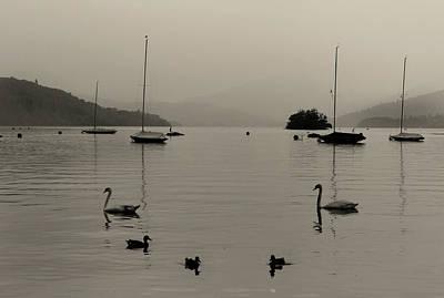 Lake Windermere Print by Martin Newman