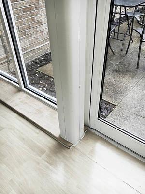 Window Bench Photograph - Modern Interior by Tom Gowanlock