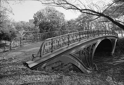 New York City, Central Parks Gothic Print by Everett