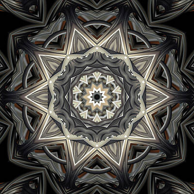Optical Instrument Print by Michele Caporaso