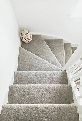 Staircase Print by Tom Gowanlock