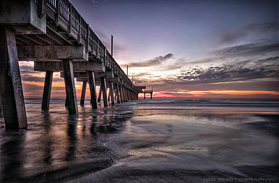 Savannah Photograph - Tybee Island by Gagan  Dhiman