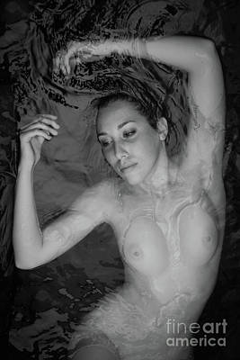 Washing Hair Photograph - Wet by Jt PhotoDesign