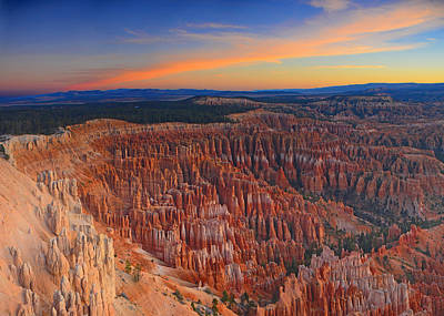 Photograph - 5 By 7 Bryce Canyon by Raymond Salani III
