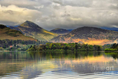 Lake District Photograph - Derwentwater by Stephen Smith