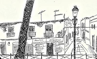 El Puerto De Santa Maria Original by Chani Demuijlder