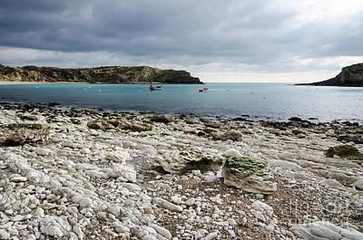 Dorset Photograph - Lulworth Cove by Stephen Smith