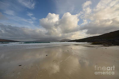 Scotland Photograph - Luskentyre, Isle Of Harris by Stephen Smith