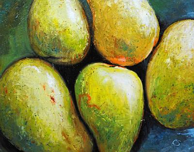 5 Mangos Original by Chris Steinken