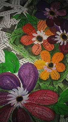 One Stroke Painting - One Stroke Painting by Priyanka M