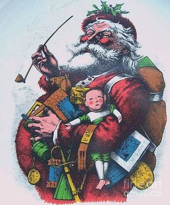 Santa Claus Original by Frederick Holiday