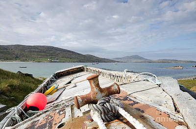 Vatersay Print by Stephen Smith