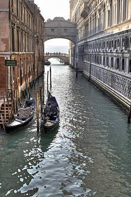 Veneto Photograph - Venezia by Joana Kruse