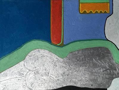 A  Oil On Canvas  30 X 40  2010 Print by Radoslaw Zipper