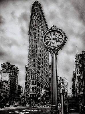 5th Avenue Icons Print by Jeff Watts
