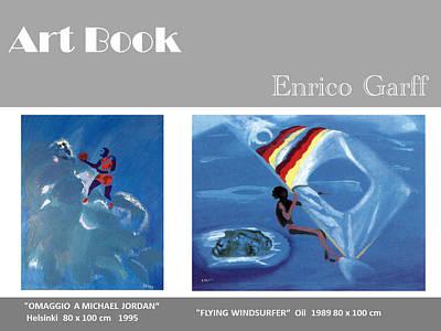Dunk Island Painting - Art Book by Enrico Garff
