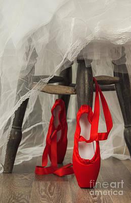 Ballet Shoes Print by Svetlana Sewell