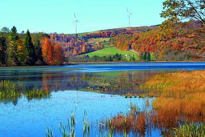 Cranberry Glade Lake Original by Tammy  McGogney