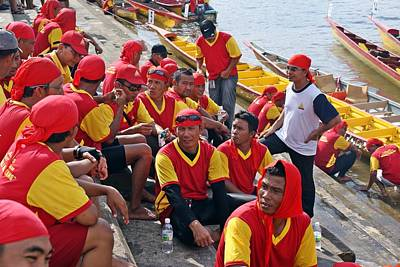Regatta Sarawak Original by Ali Mohamad