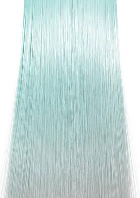 Hair Perfect Straight Print by Allan Swart
