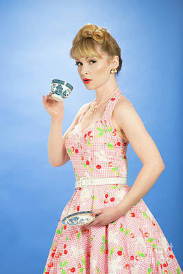 Earrings Photograph - Pin Up Girl by Amanda And Christopher Elwell