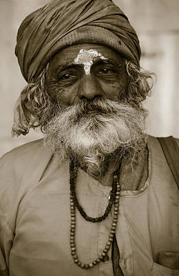 India Babas Photograph - Untitled by Derek Selander