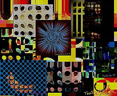 Teosanta Mixed Media - Untitled by Teodoro De La Santa