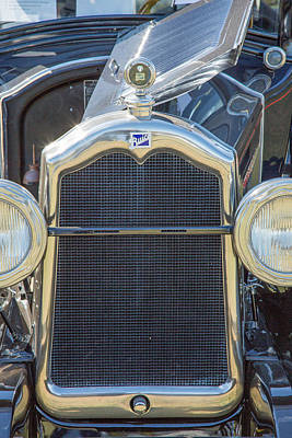 Duchess Digital Art - 1924 Buick Duchess Antique Vintage Photograph Fine Art Prints 109 by M K  Miller
