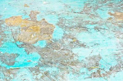 Stone Background Print by Tom Gowanlock