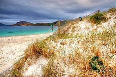Bay Photograph - Vatersay by Stephen Smith