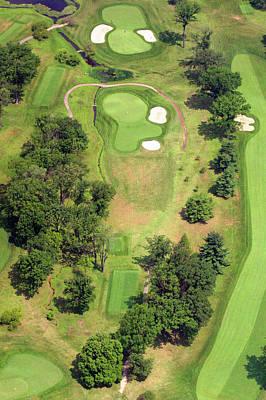 8th Hole Sunnybrook Golf Club 398 Stenton Avenue Plymouth Meeting Pa 19462 1243 Print by Duncan Pearson