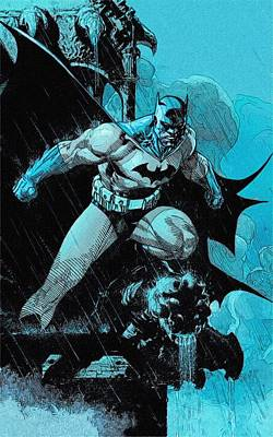 Batman Digital Art - Batman To by Egor Vysockiy