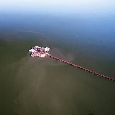 Dungeon Photograph - #dji #inspire1 #drone #ドローン by Ken Koba