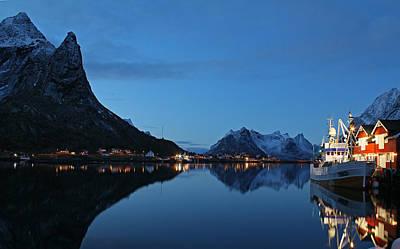 Landscape Photograph - Norway by Jan Boesen