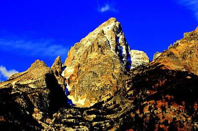 Yellowstone Park Original by Aron Chervin