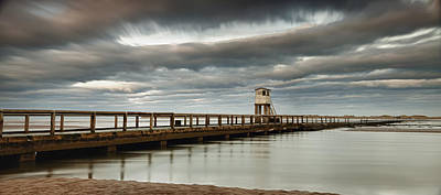 Photograph - A Causeway To Holy Island by John Short